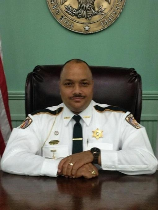 Sheriff Ron Strickland