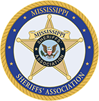 Mississippi Sheriffs' Association Badge